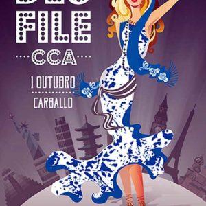 La XIV edición del desfile del CCA Carballo se celebrará el día 1 de octubre