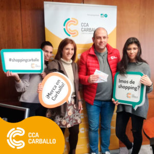 Premiadas Concurso de Selfies #ShoppingCarballo