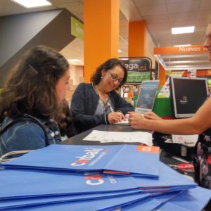 No CCA saímos de compras coa gañadora do premio da campaña de verán, valorado en 1.000 euros